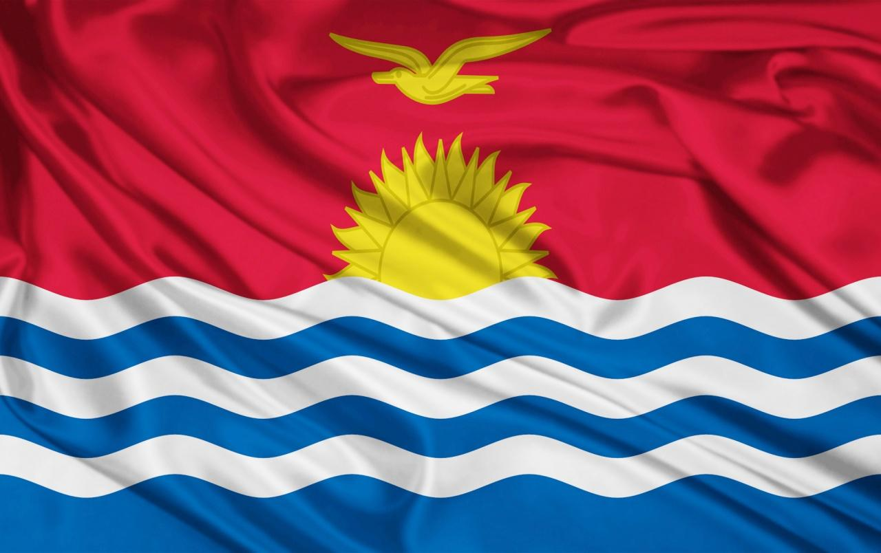 Kiribati Flag wallpapers