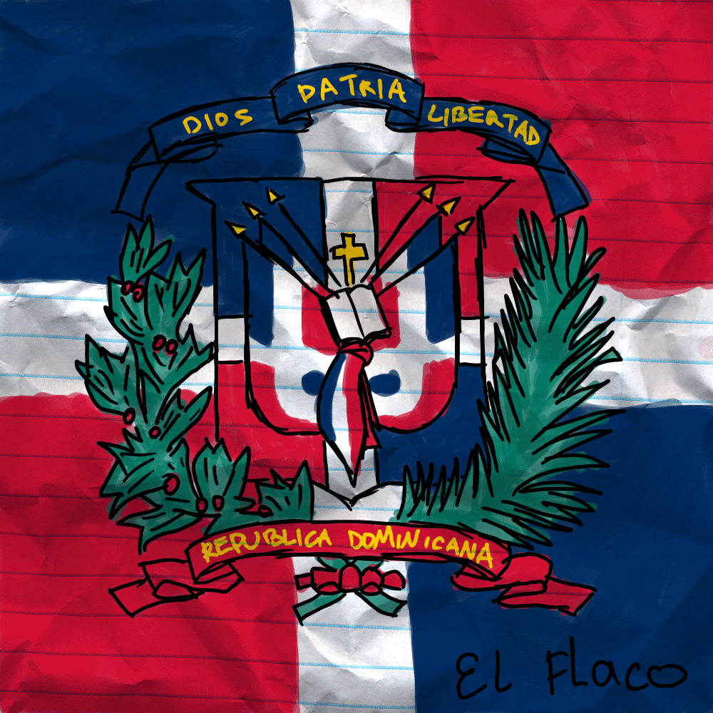 Dominican Flag Wallpaper - WallpaperSafari