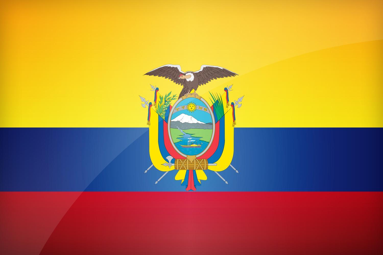 Ecuador National Football Team Zoom Background