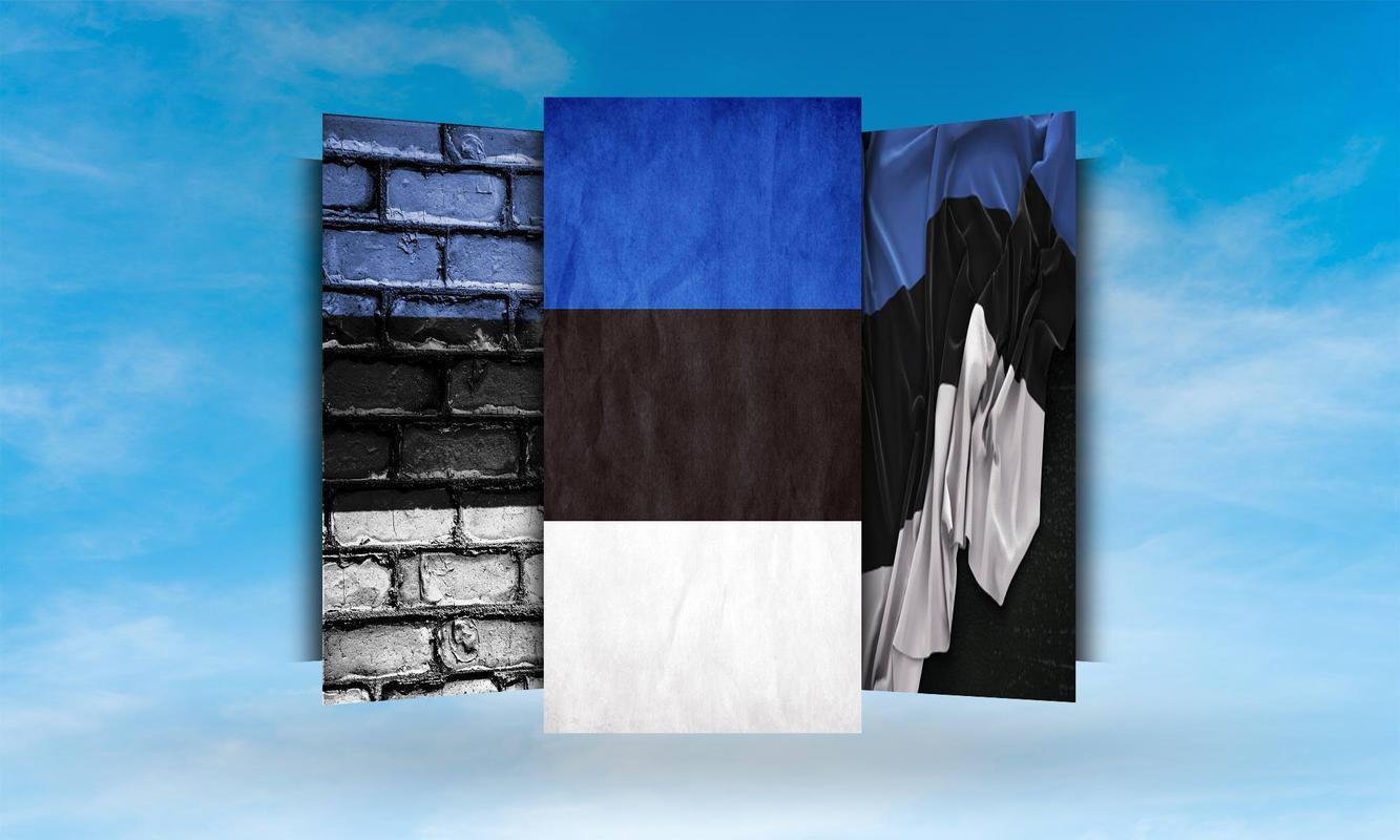 Estonia Flag Wallpapers for Android
