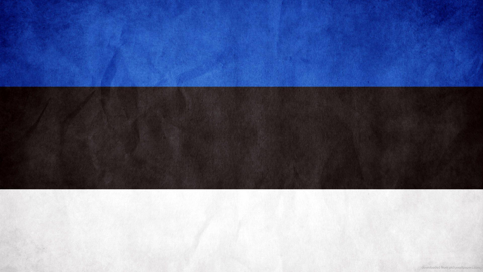 Wallpapers Of The Estonian Country Flag