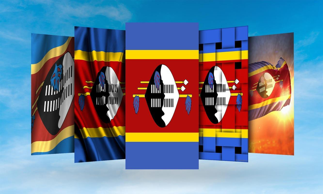 Swaziland Flag Wallpaper for Android - APK Download
