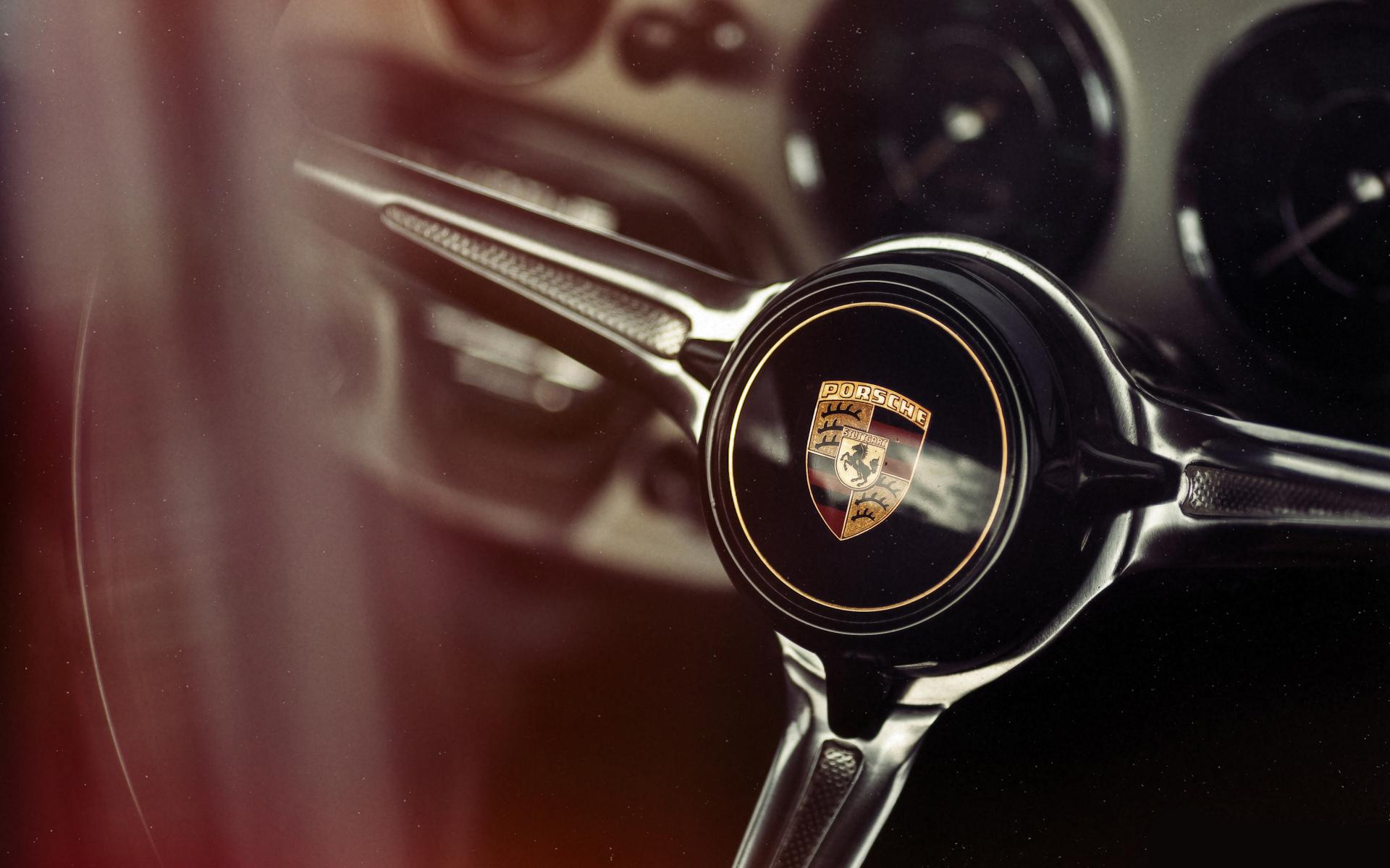 Porsche Steering Wheel Wallpapers
