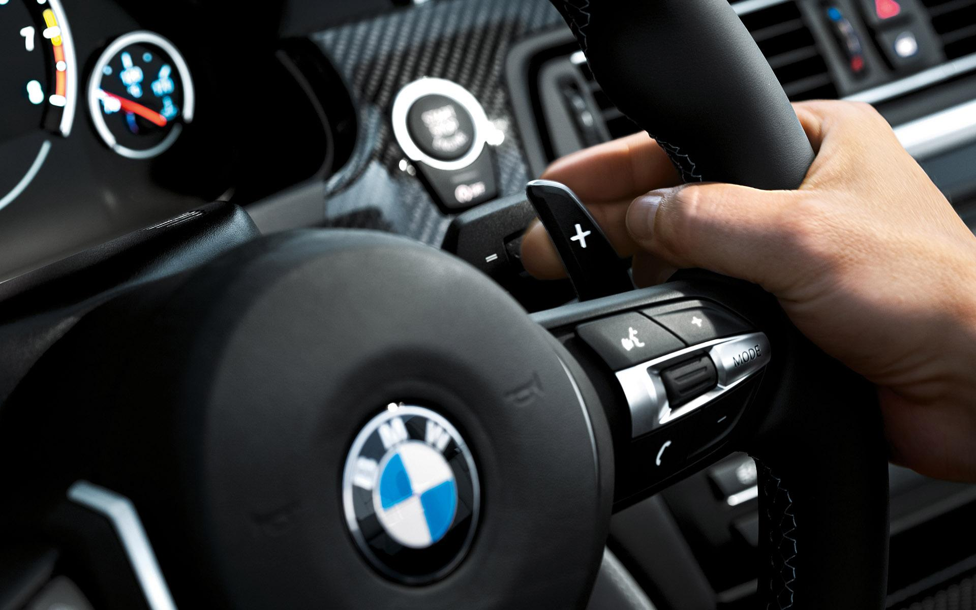 BMW Steering Wheel Desktop Wallpapers 50219 1920x1200px