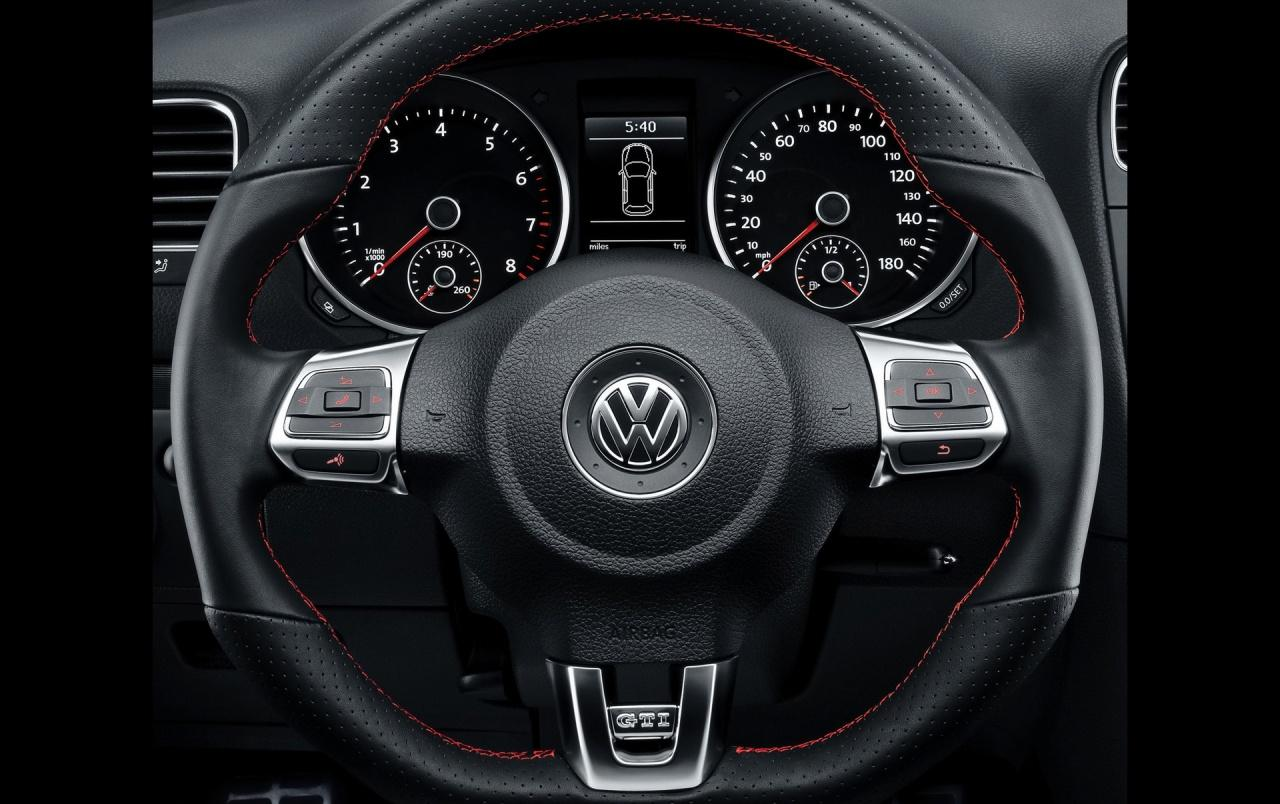 Volkswagen GTI Steering Wheel wallpapers