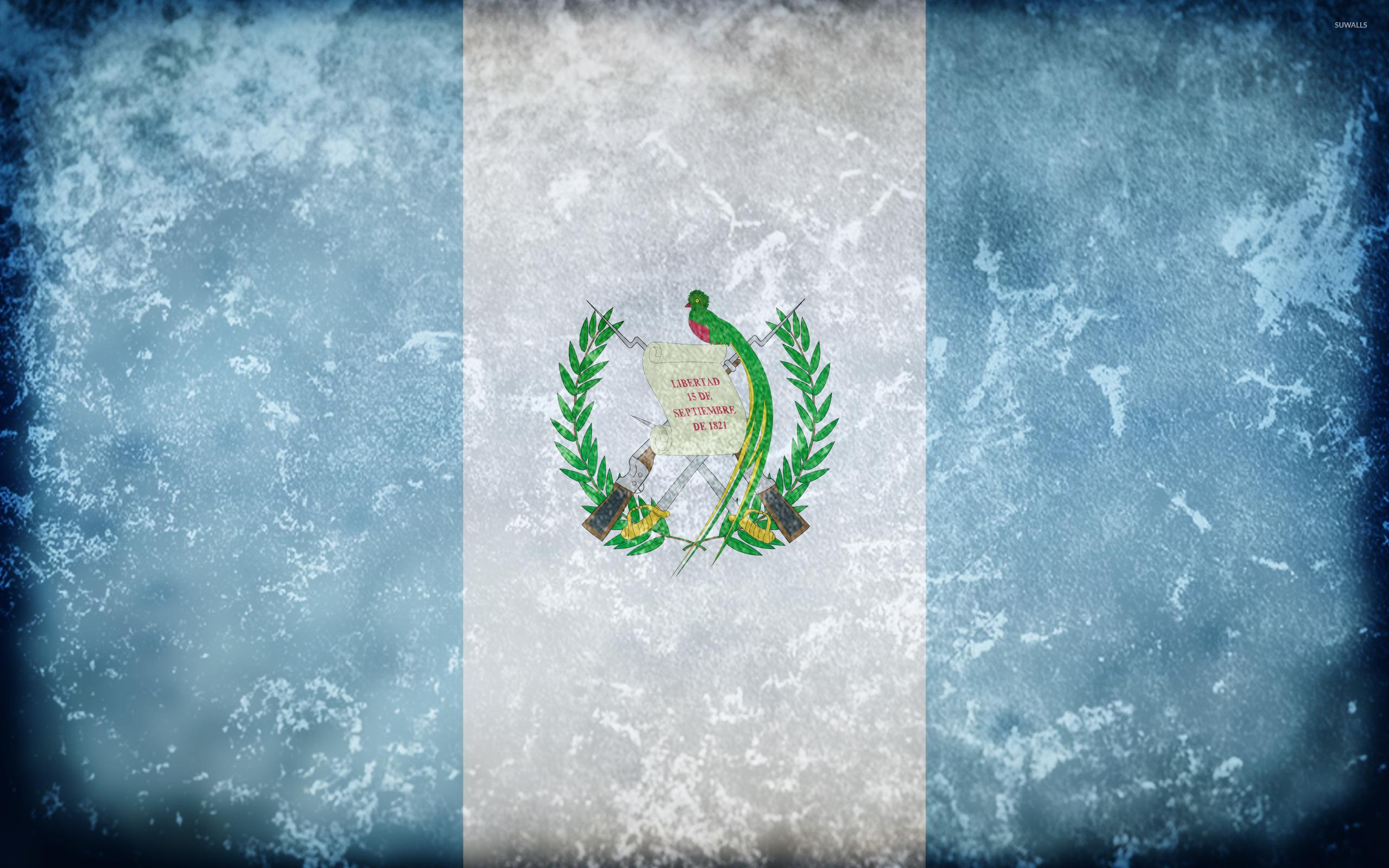 Flag of Guatemala wallpapers