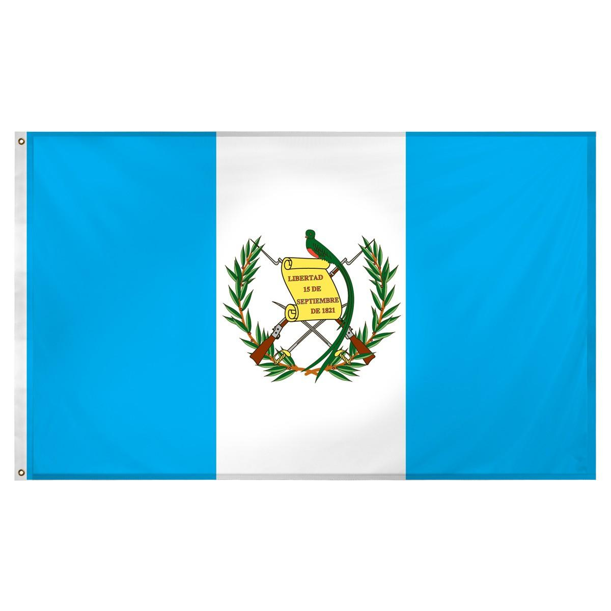 Group of Guatemala Flag