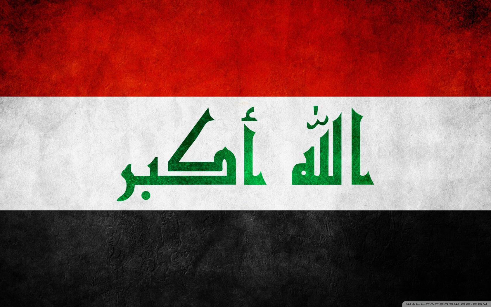 Iraq Flag ❤ 4K HD Desktop Wallpapers for 4K Ultra HD TV • Wide
