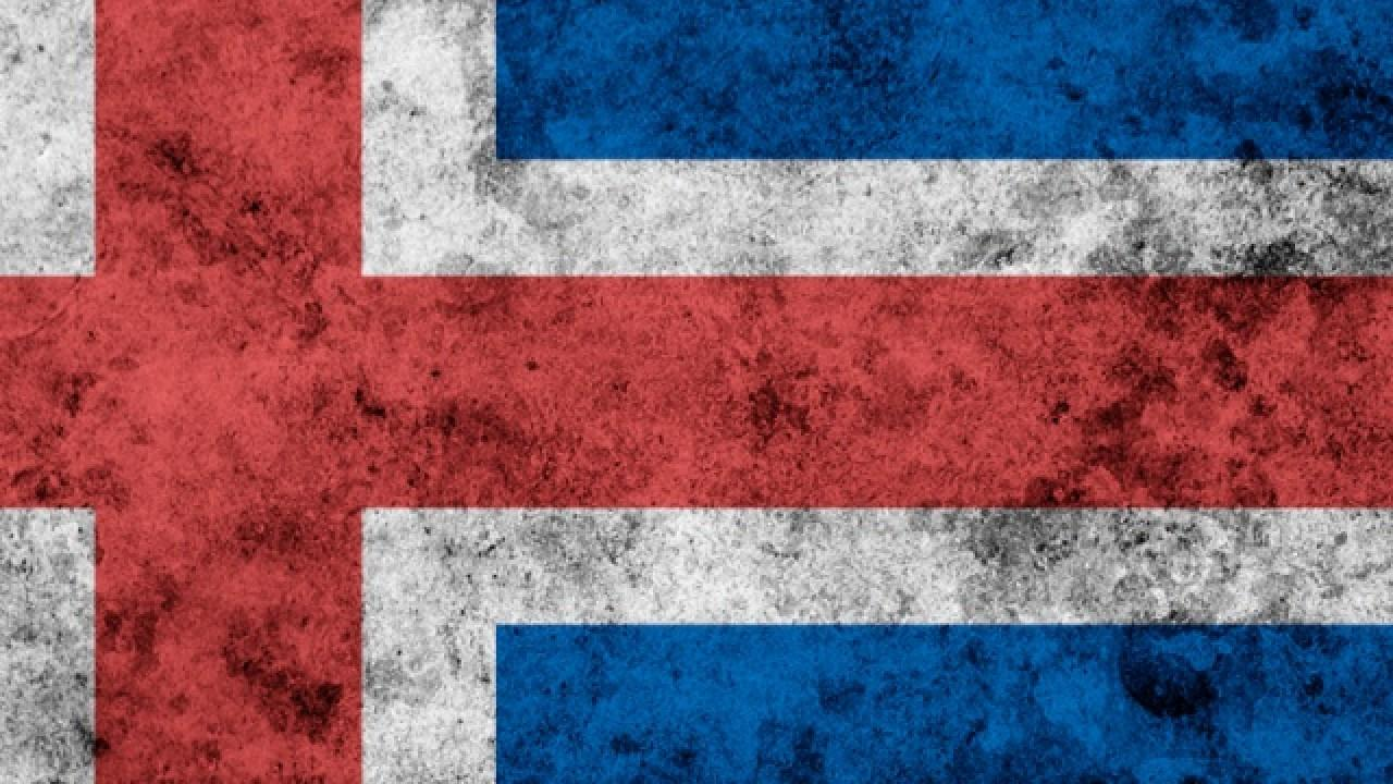 Iceland Flag HD Wallpaper, Backgrounds Image