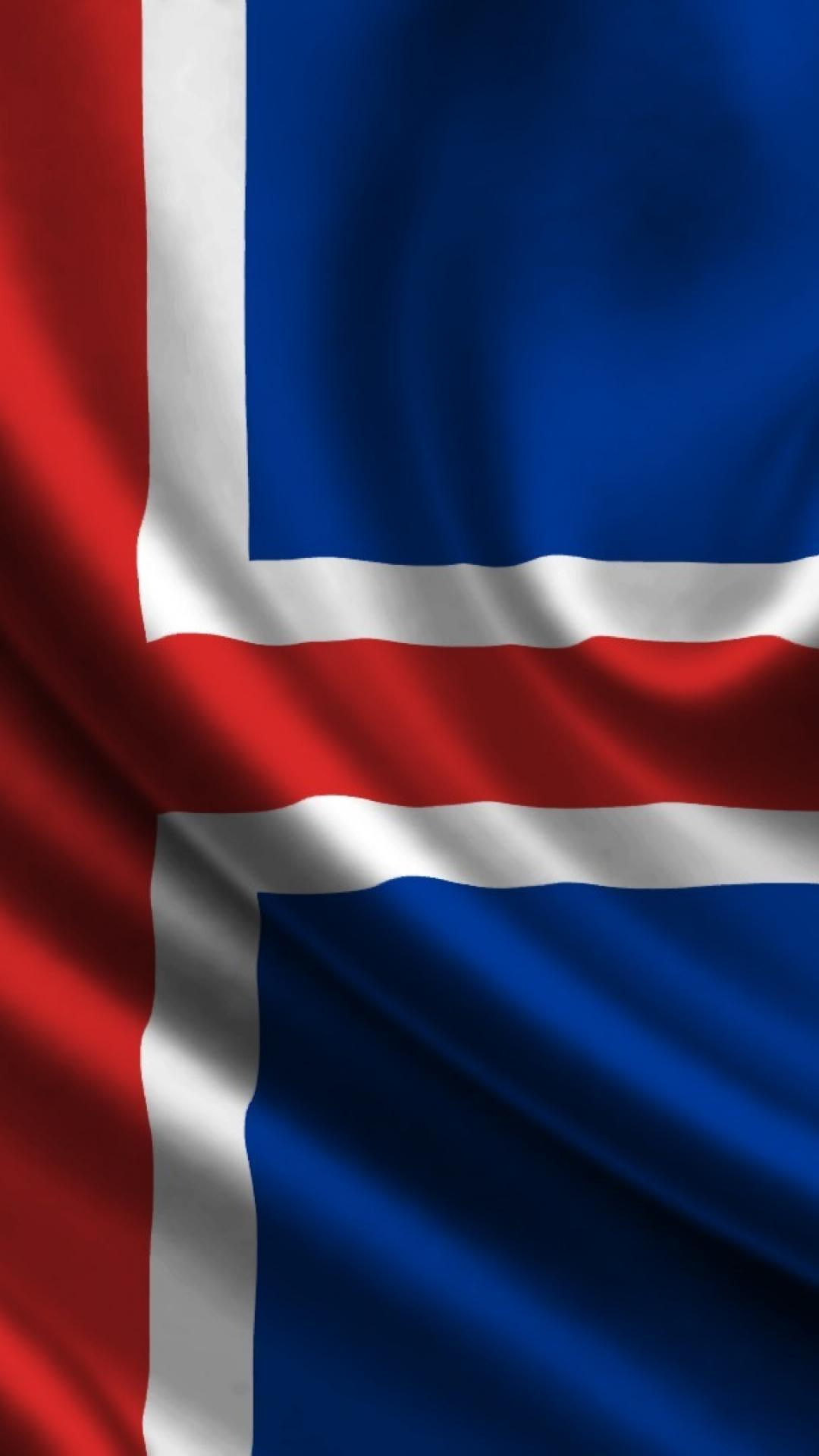 Flags iceland wallpapers
