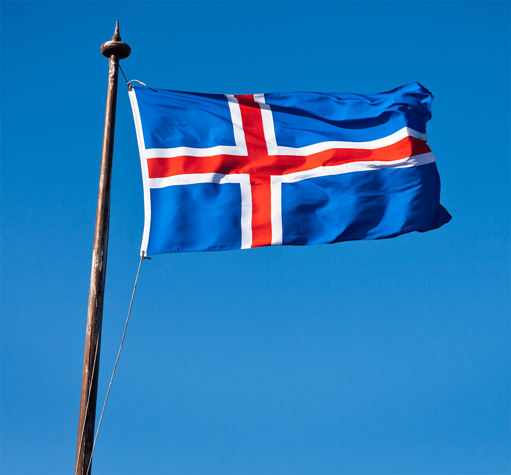 Iceland flag hd wallpapers
