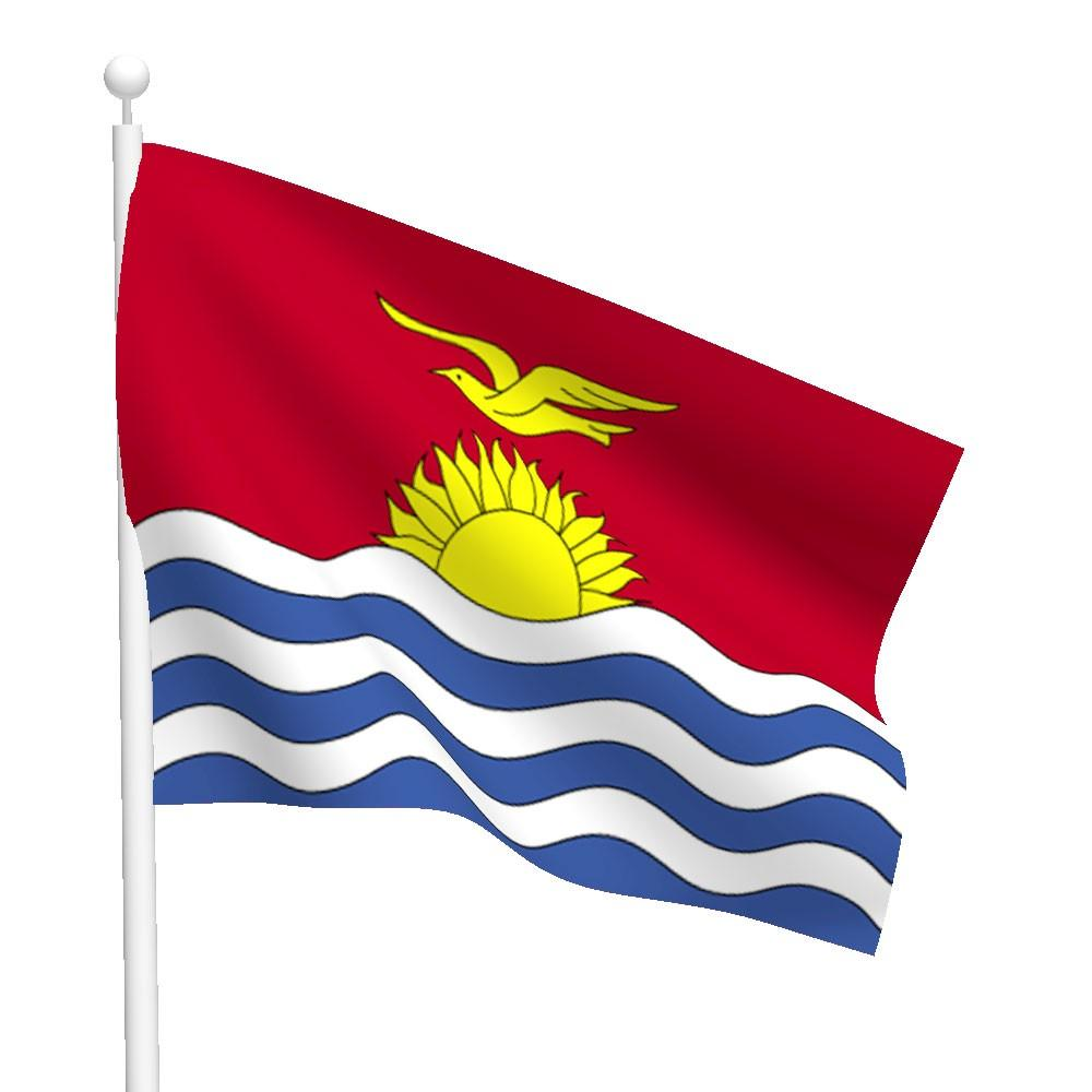 Graafix!: Wallpapers Flag of Kiribati