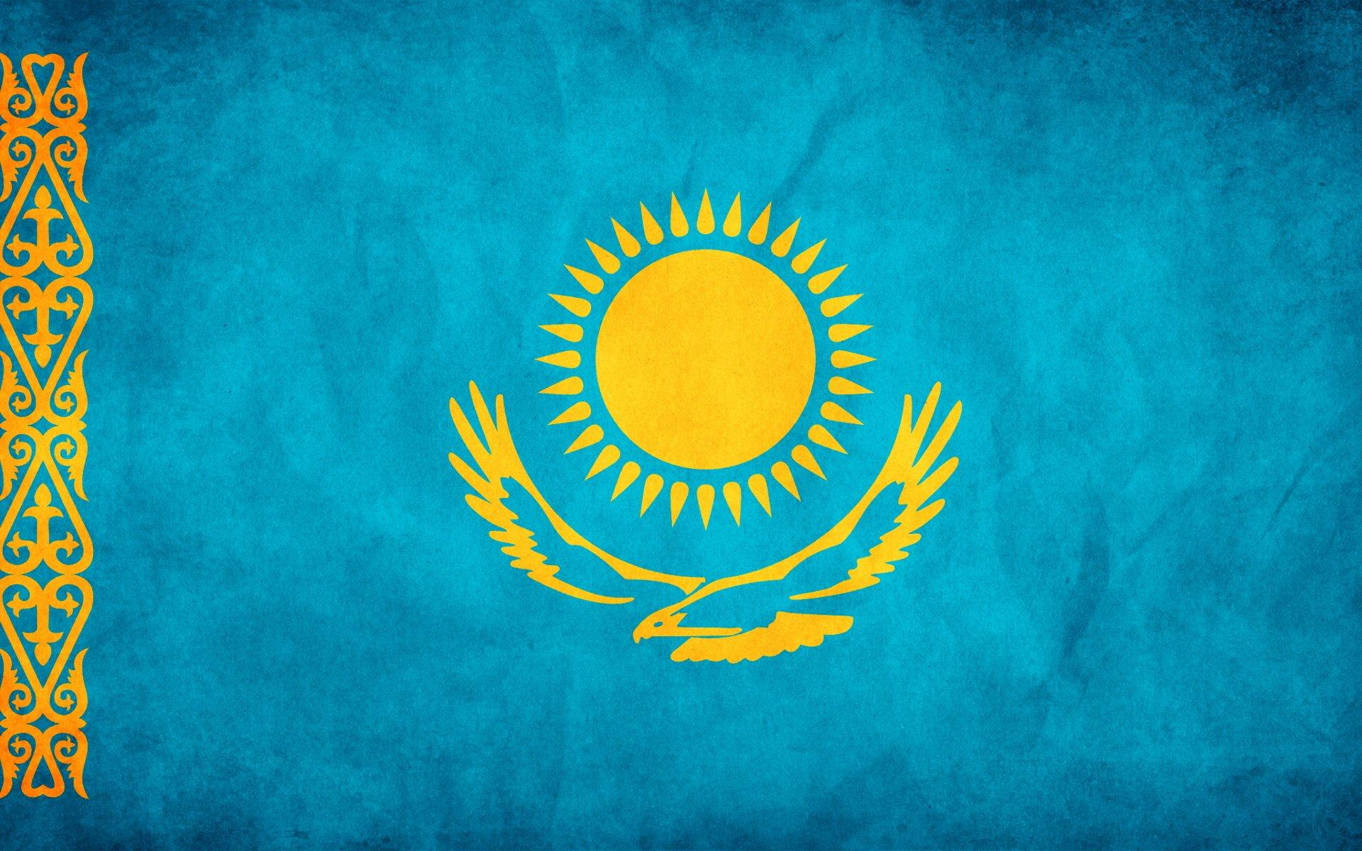 5 Flag Of Kazakhstan HD Wallpapers | Background Images - Wallpaper Abyss