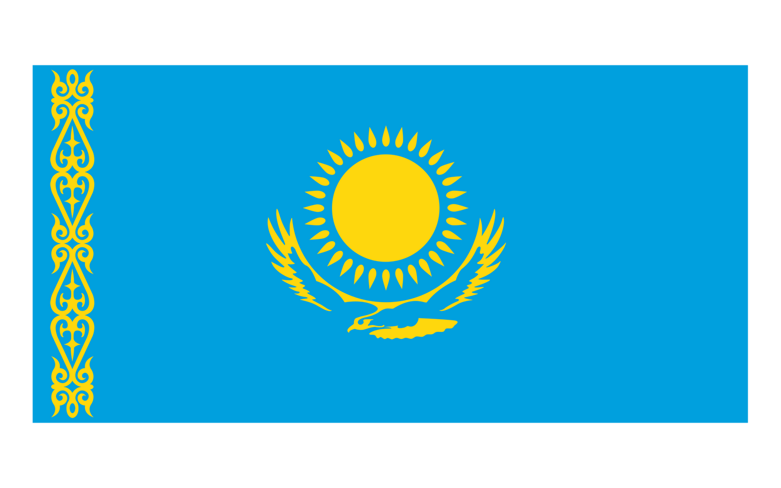 Kazakhstan Countries Flag Picture | Wallpapers Gallery