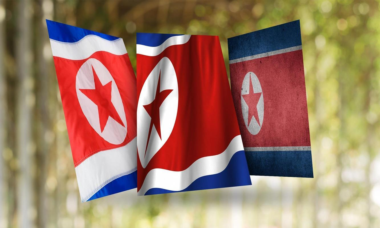 North Korea Flag Wallpapers for Android