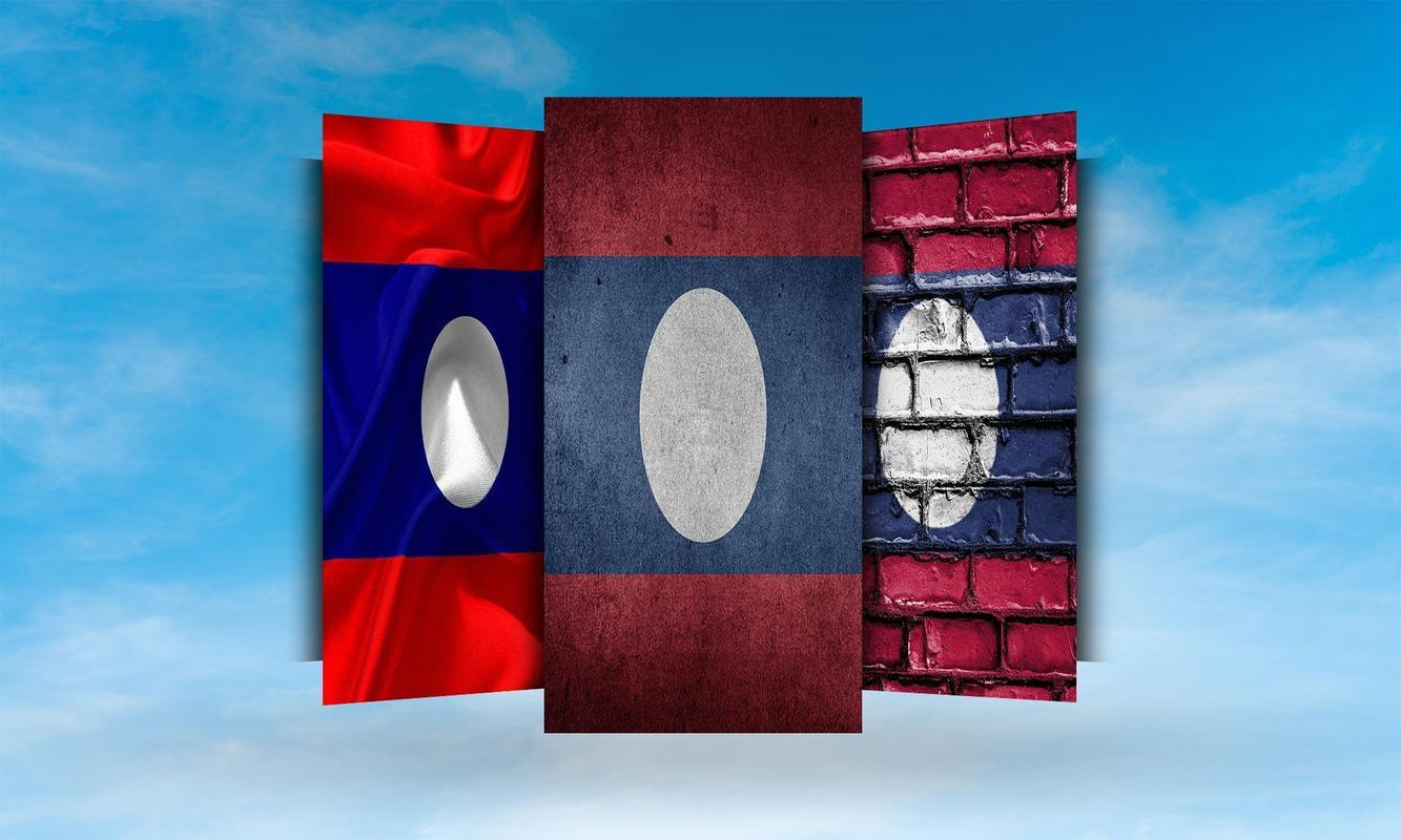 Laos Flag Wallpaper for Android - APK Download