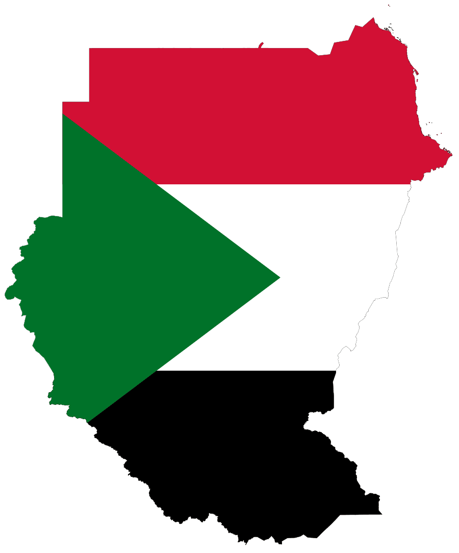 Pin by Ben Stradley on Fun w/Flags: Vexillology | Sudan flag, Africa ...