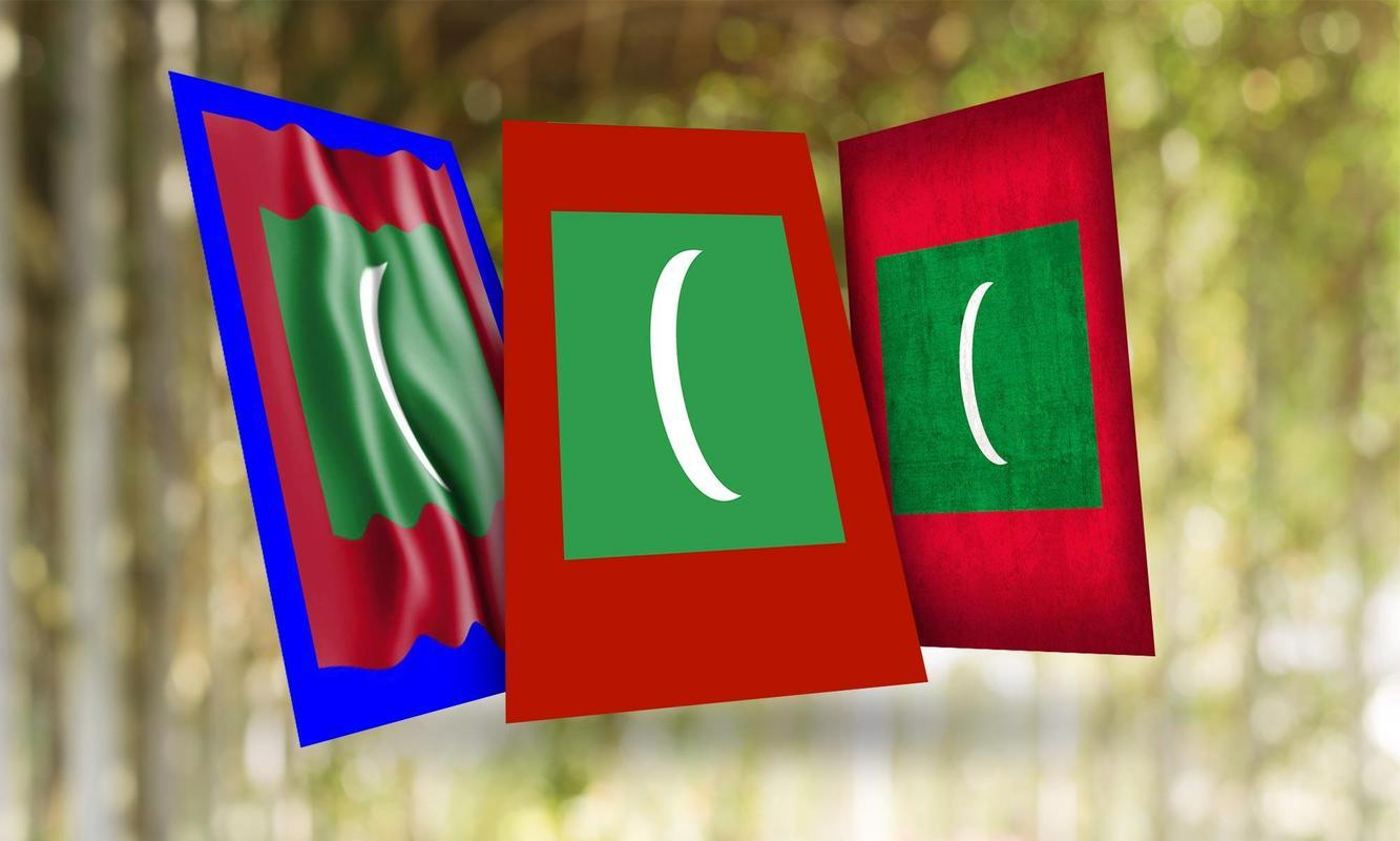 Maldives Flag Wallpaper for Android - APK Download