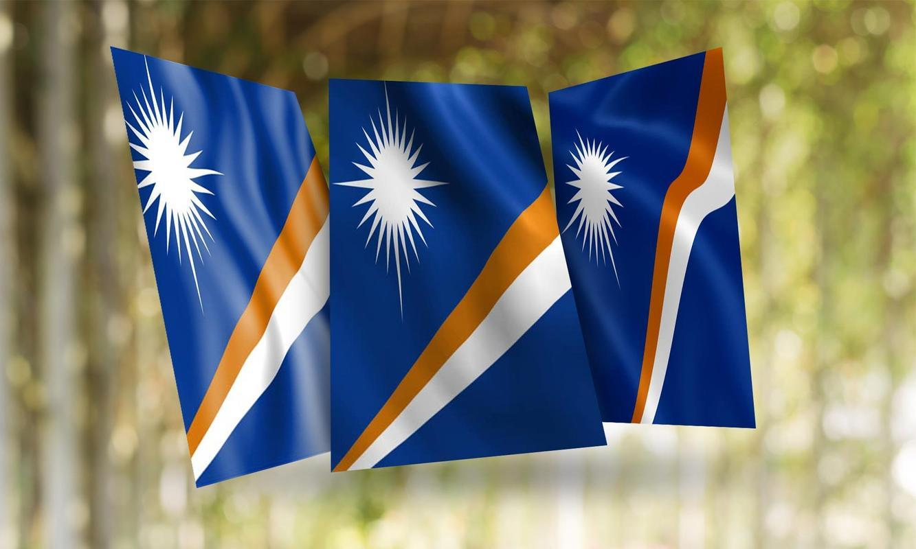 Marshall Islands Flag Wallpaper for Android - APK Download
