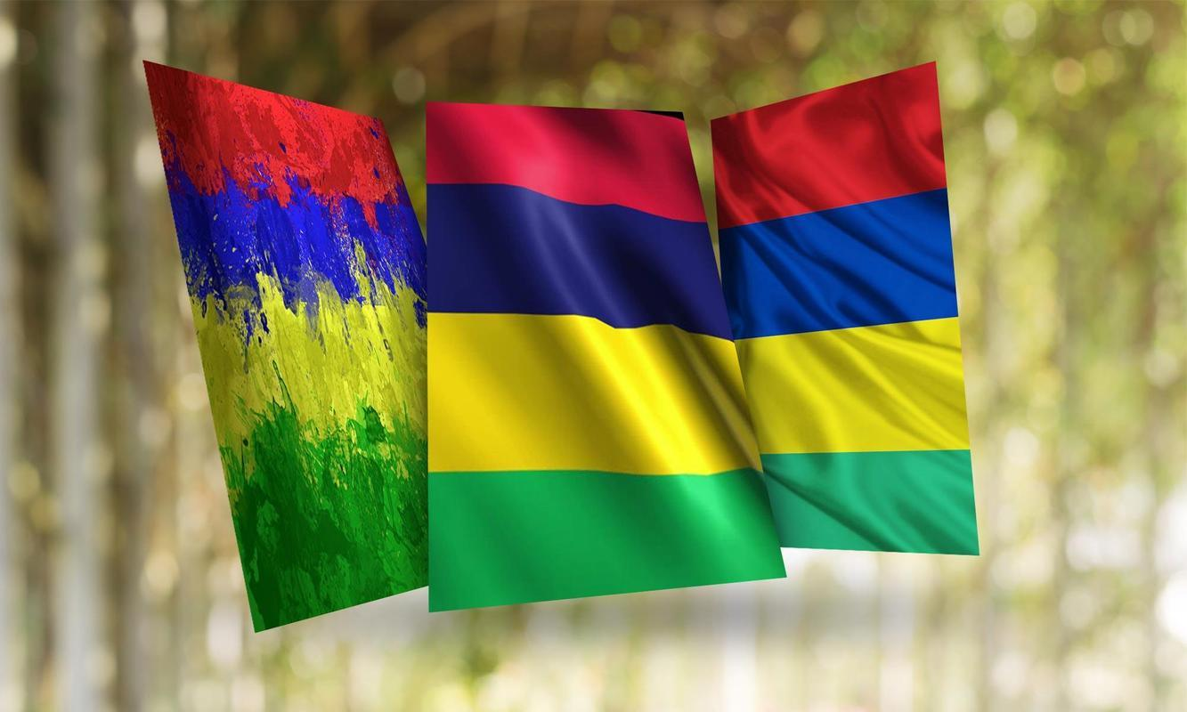 Mauritius Flag Wallpapers for Android