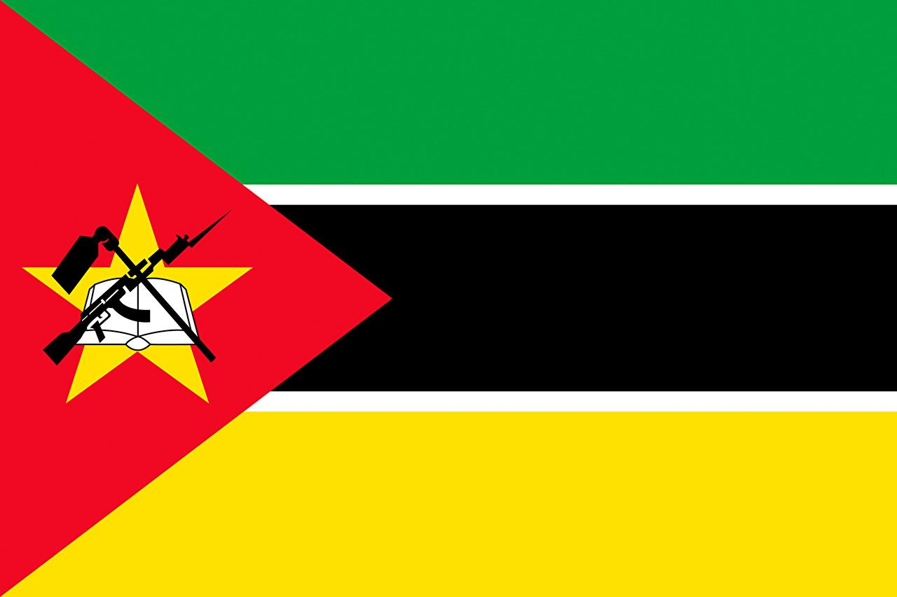 Wallpapers Mozambique Flag Stripes