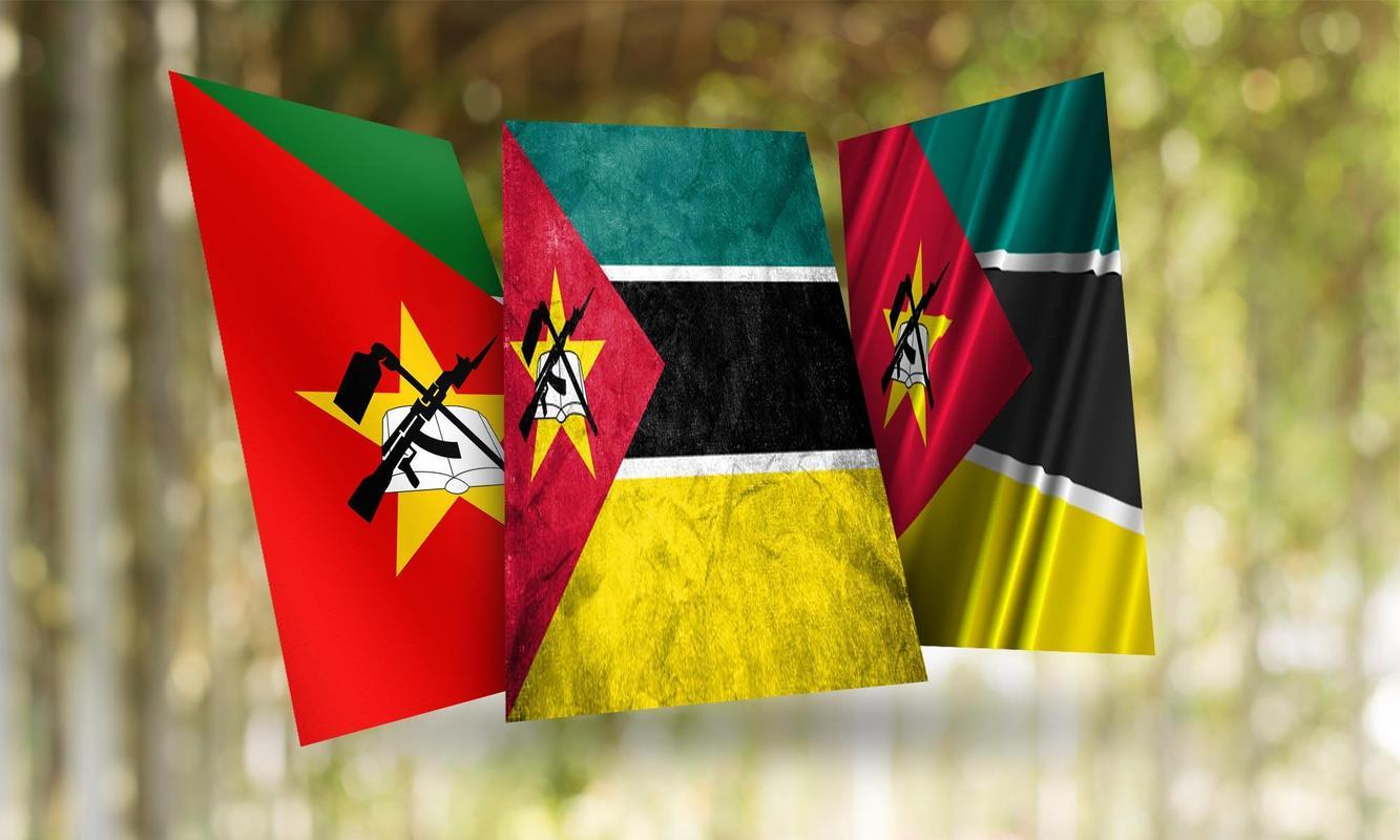 Mozambique Flag Wallpapers for Android
