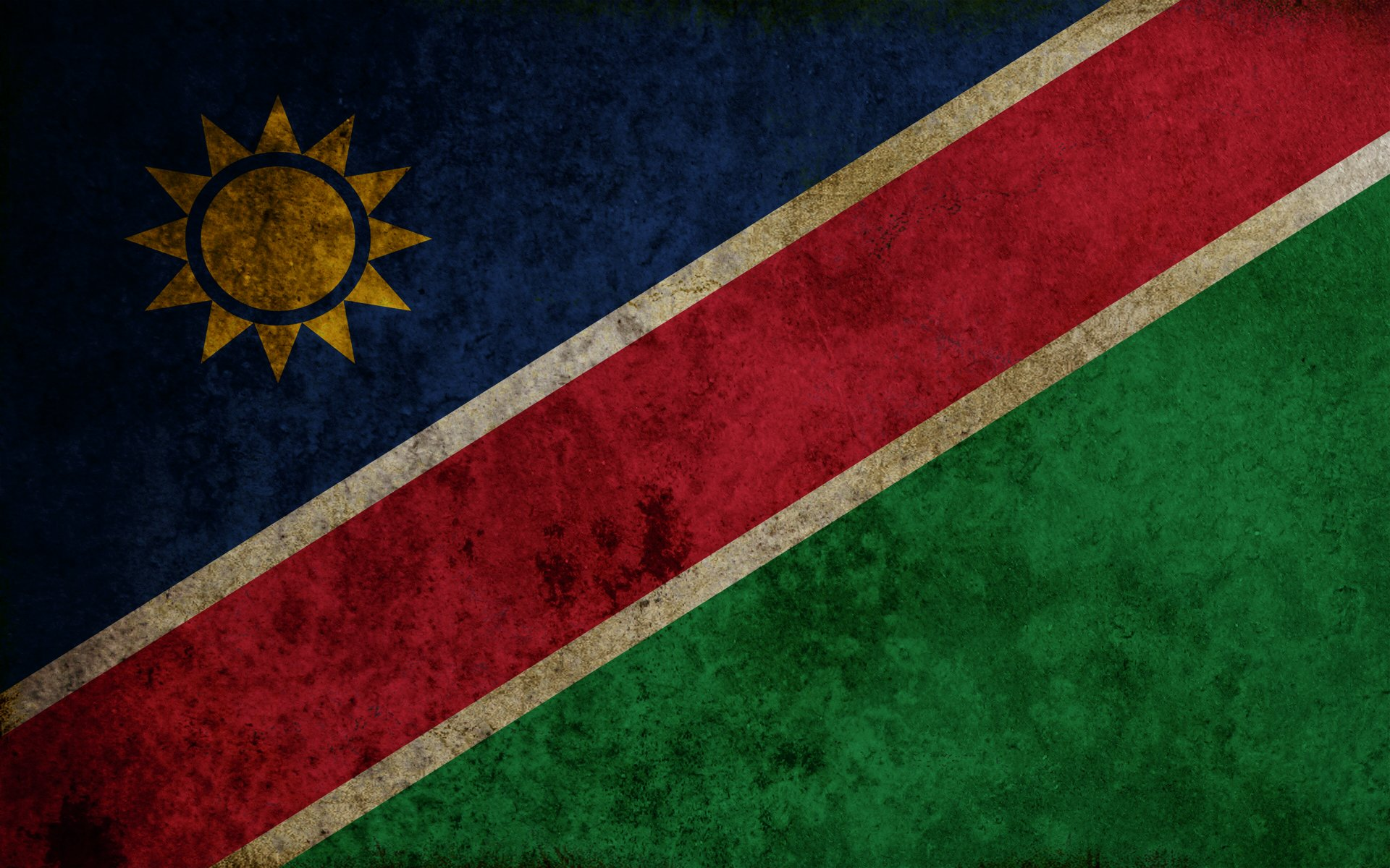 Flag Of Namibia HD Wallpapers