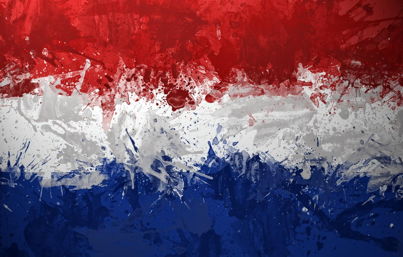 Wallpapers flag, Netherlands, Holland, Holland, Netherlands, The