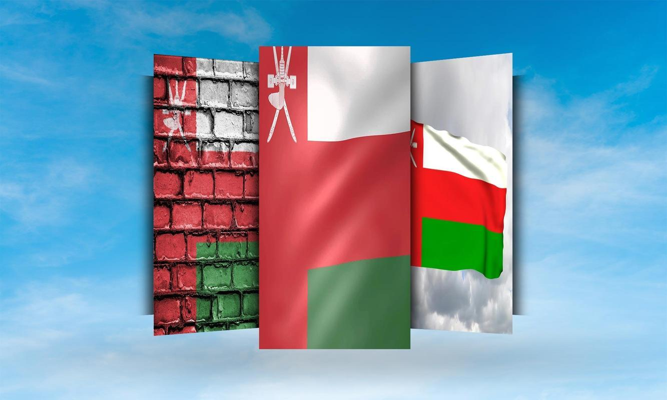 Oman Flag Wallpaper for Android - APK Download