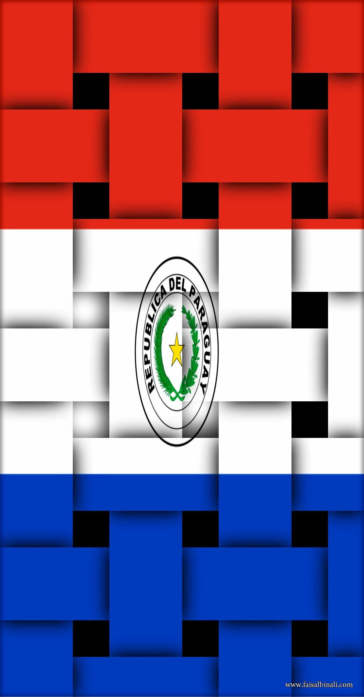 paraguay #flag #HD #Wallpapers #for #smartphones #and #tablets ...