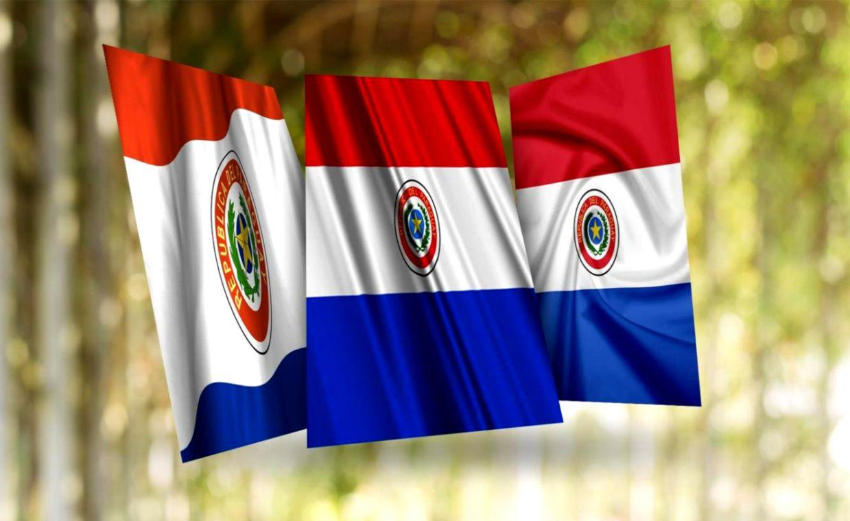Paraguay Countries Flag Wallpaper | Wallpapers Art