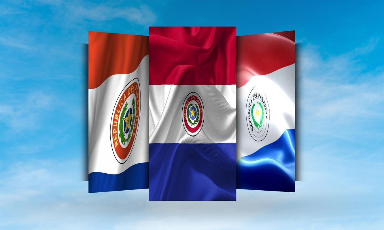 Paraguay Flag Wallpaper for Android - APK Download