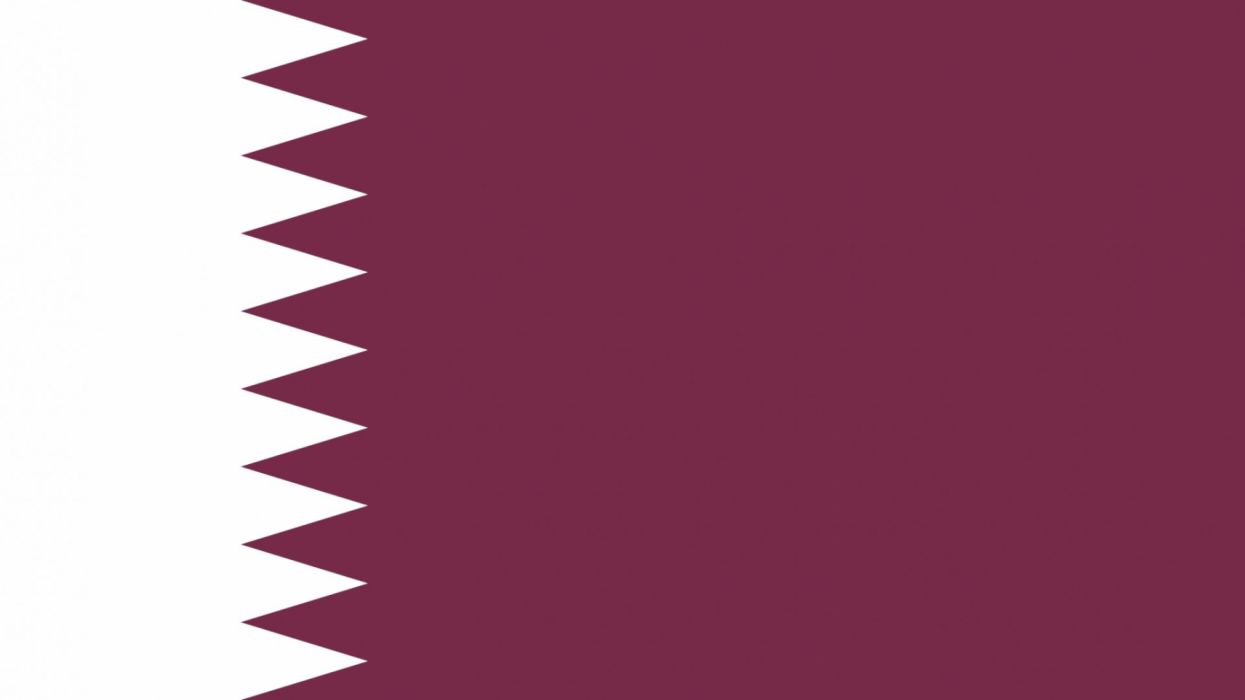 Qatar flag asia wallpapers