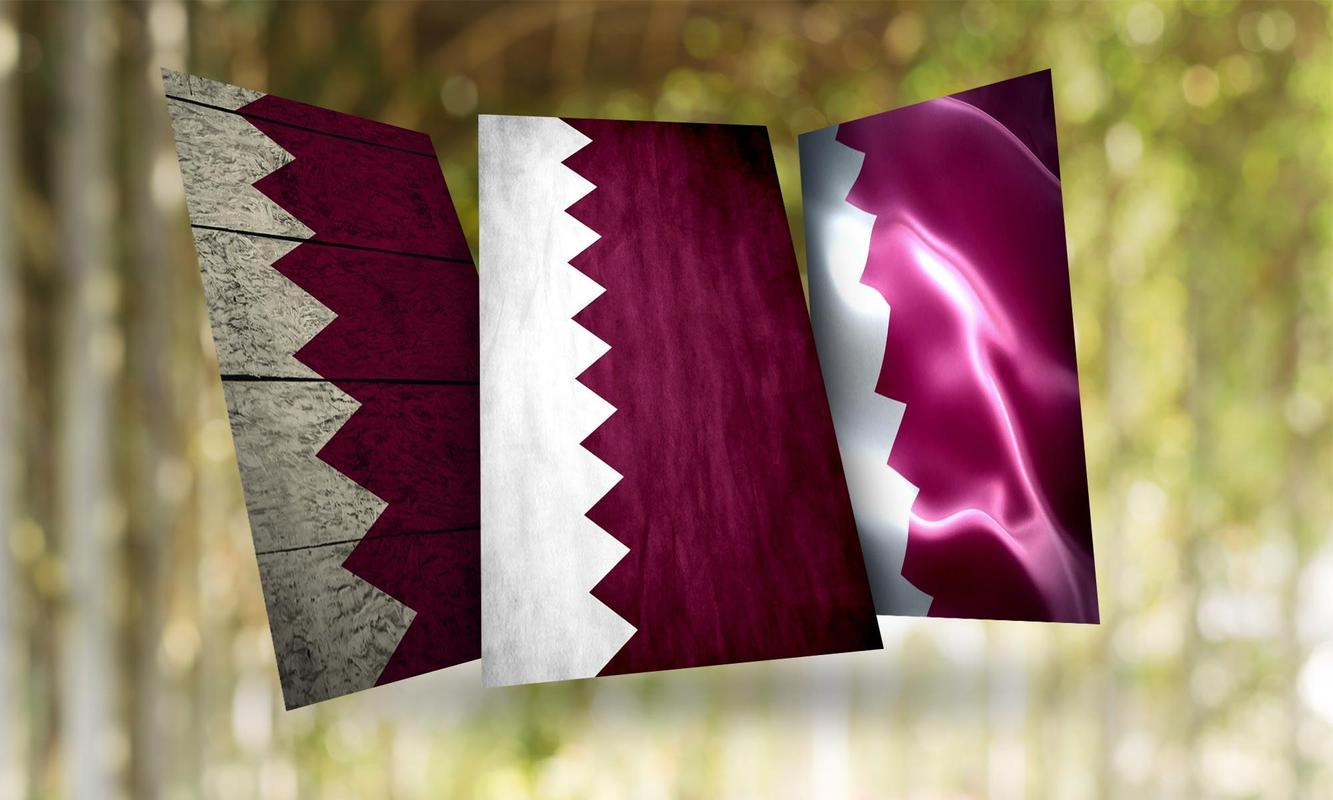 Qatar Flag Wallpapers for Android