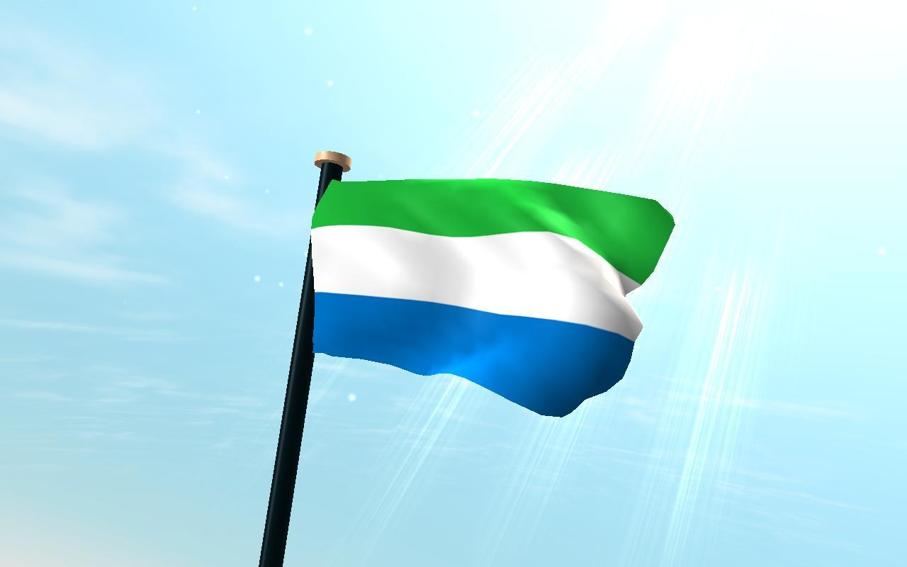 Sierra Leone Flag 3D Free for Android - APK Download