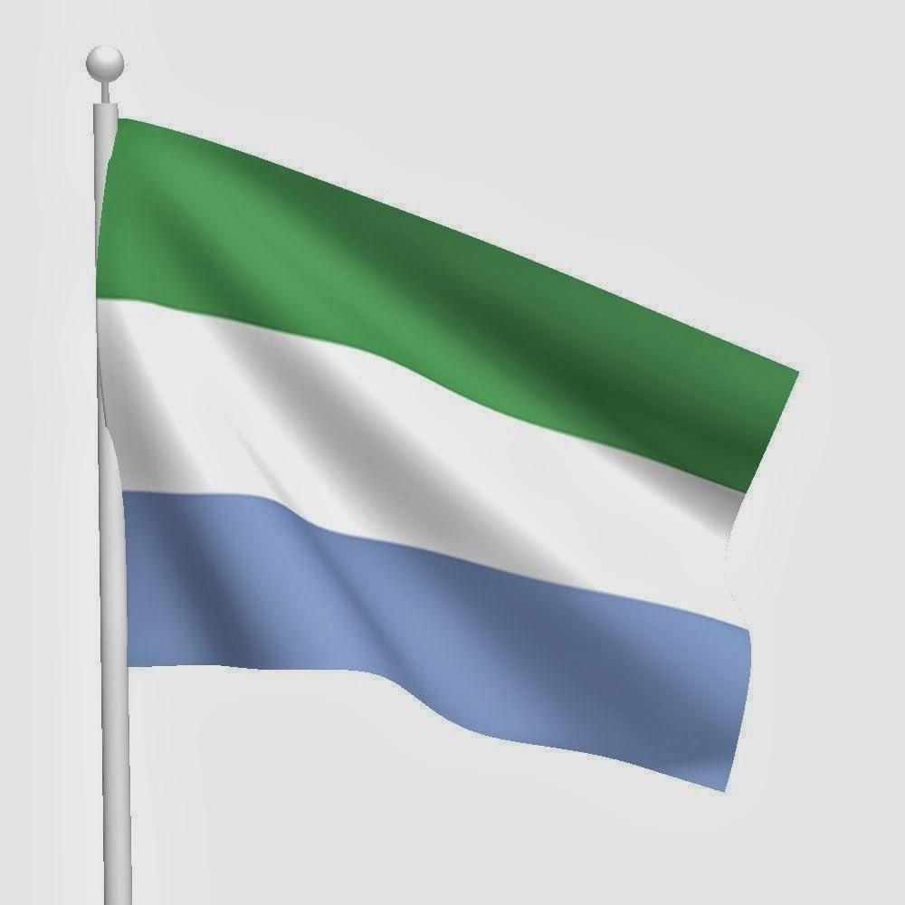 Graafix!: Flag of Sierra Leone