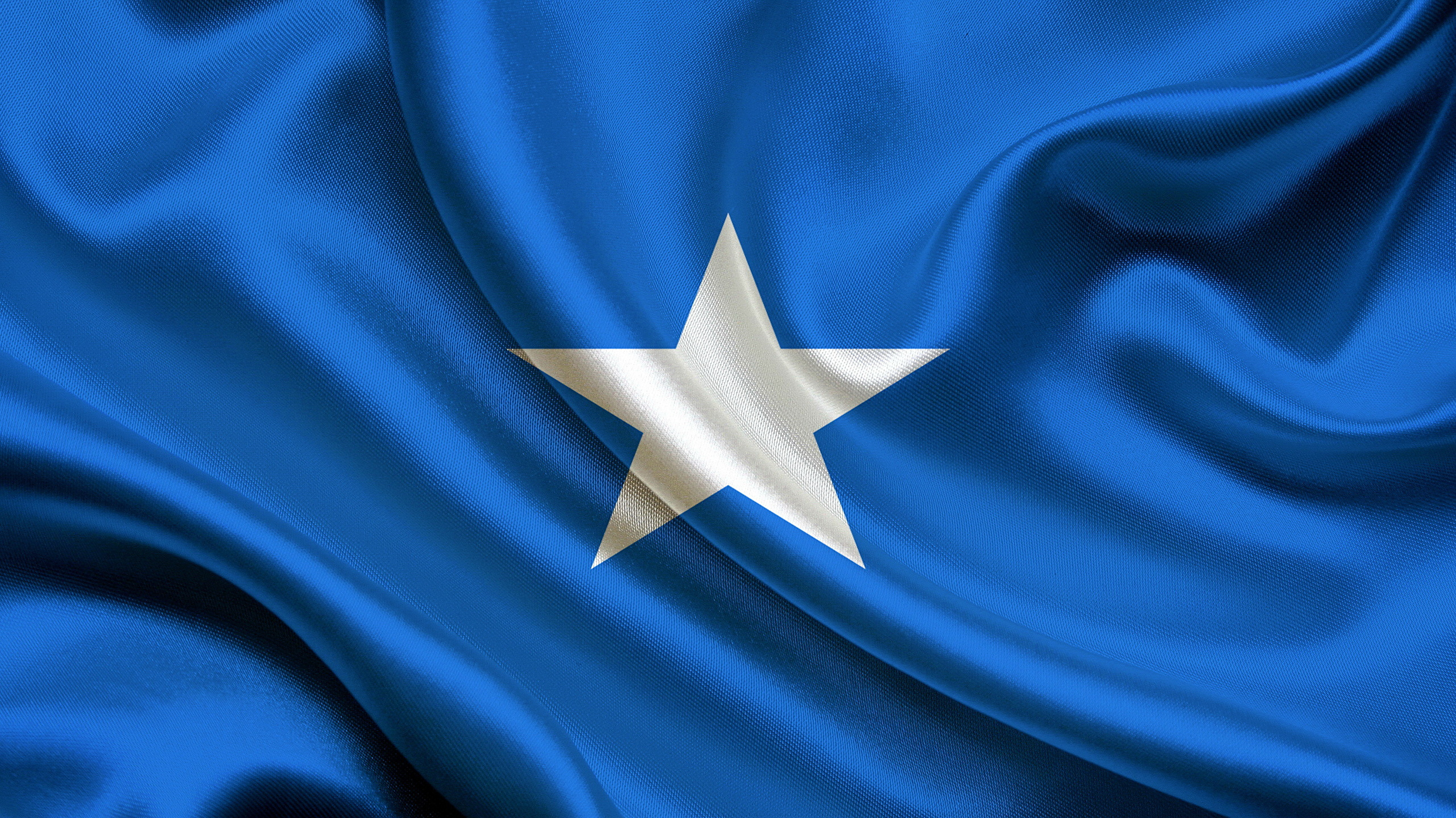 Wallpapers Somalia Flag 2560x1440