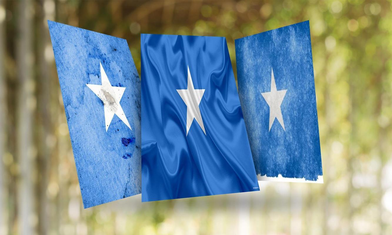 Somalia Flag Wallpapers for Android