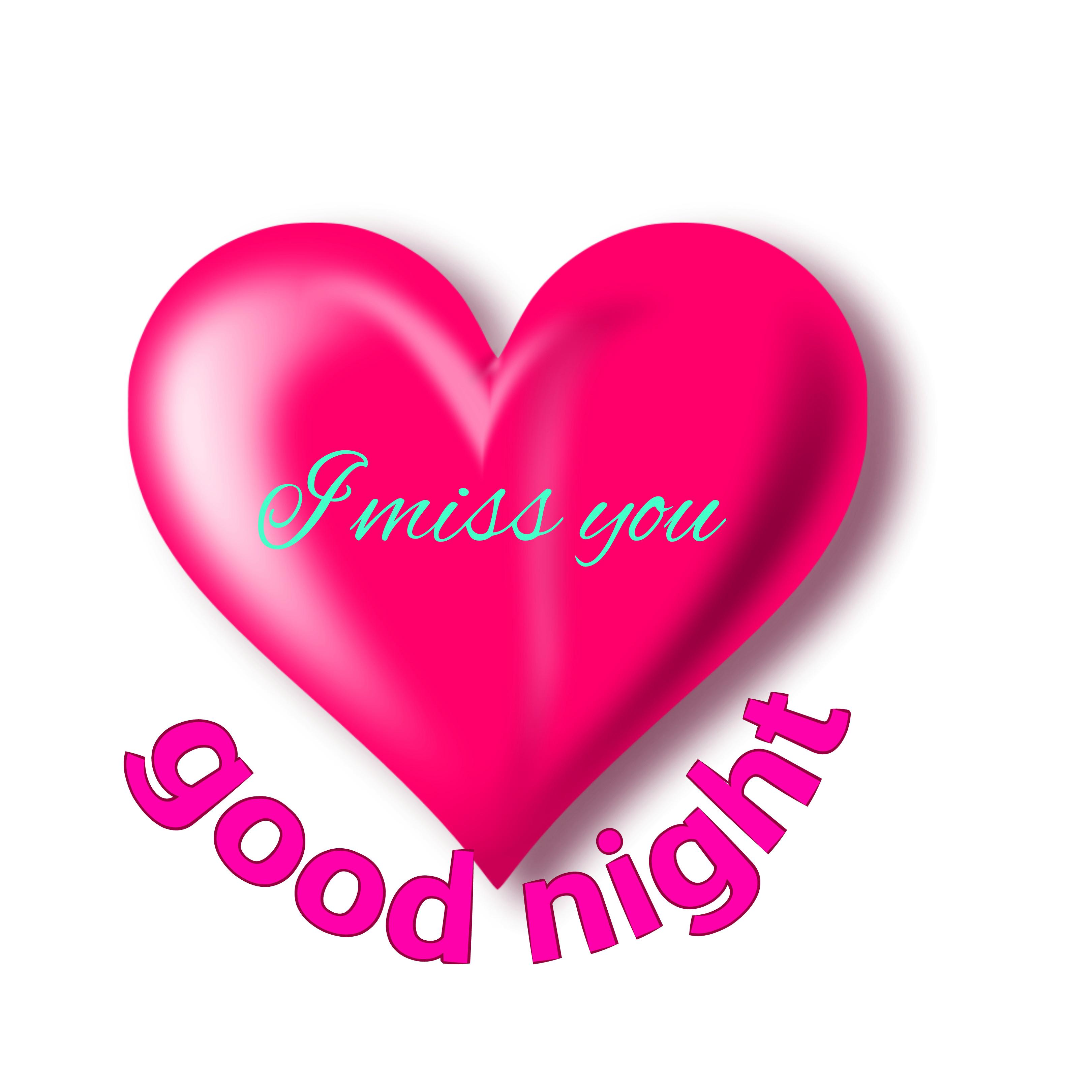 Good Night I Love You Wallpapers Wallpaper Cave