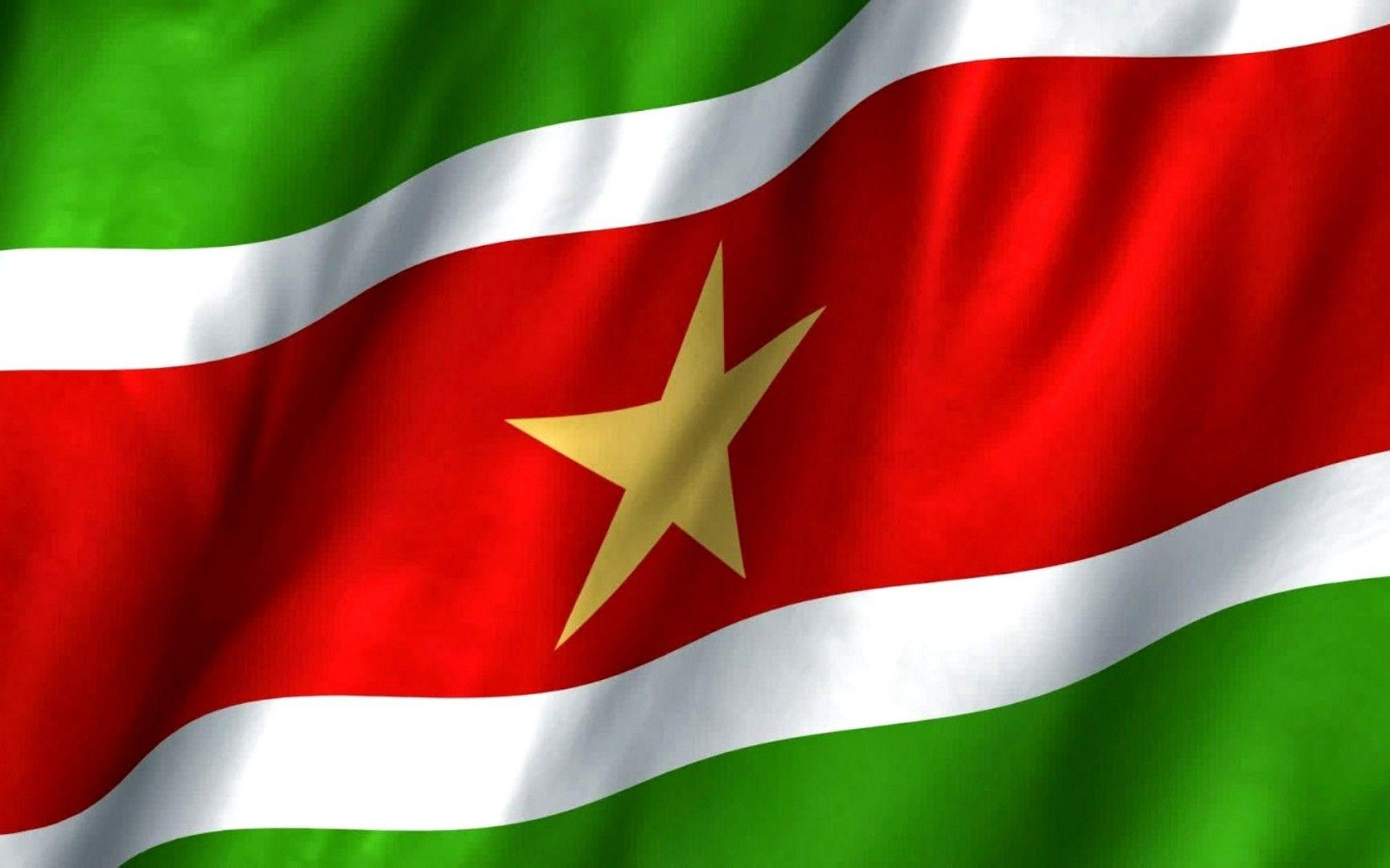 Flag of Suriname wallpapers
