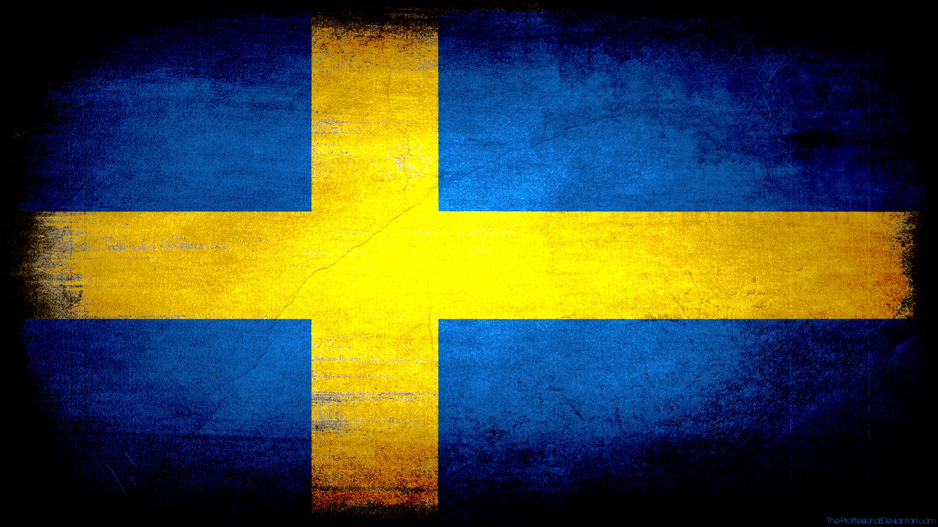 Sweden Flag HD Wallpaper, Backgrounds Image