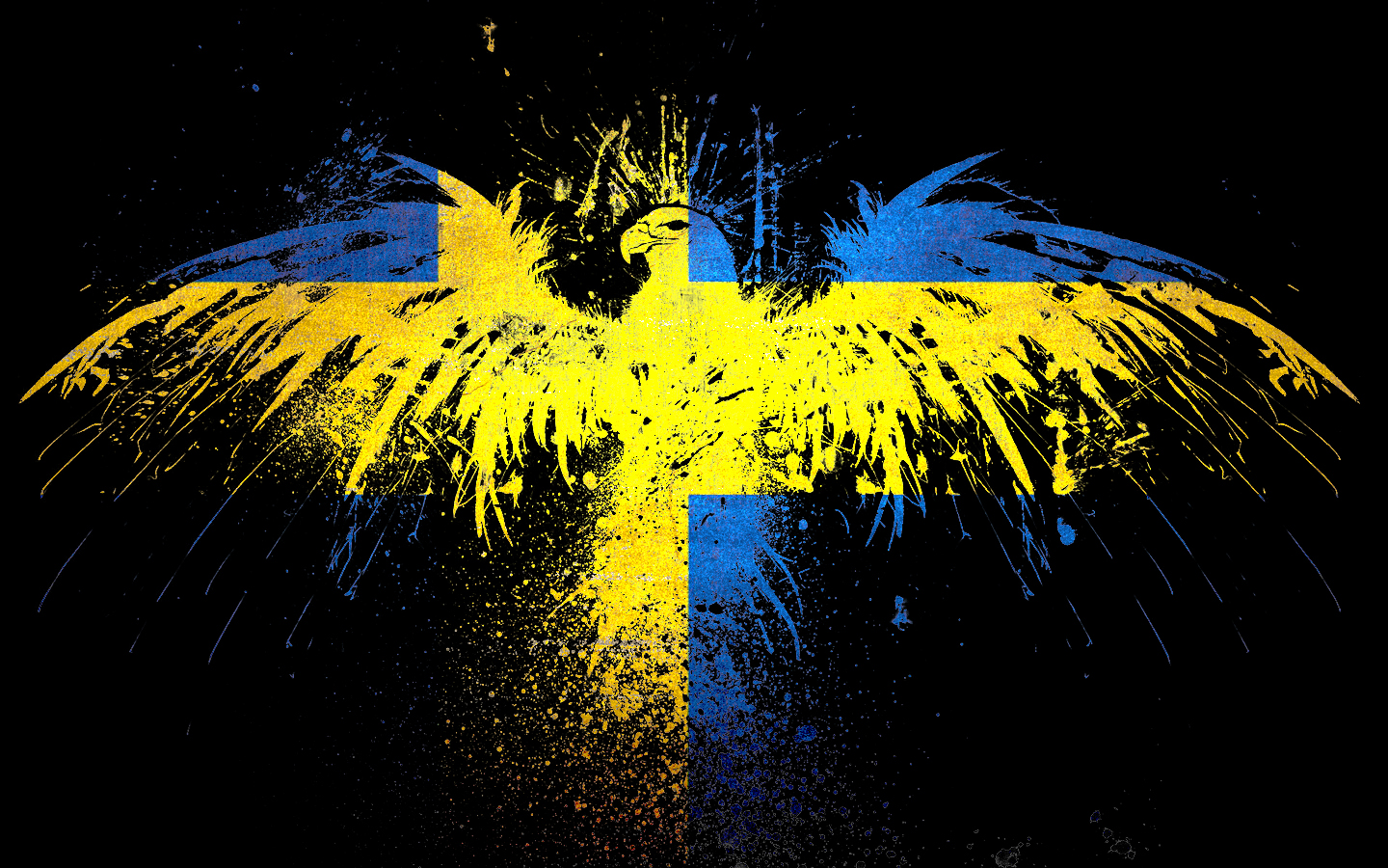 Flag Of Sweden Wallpapers