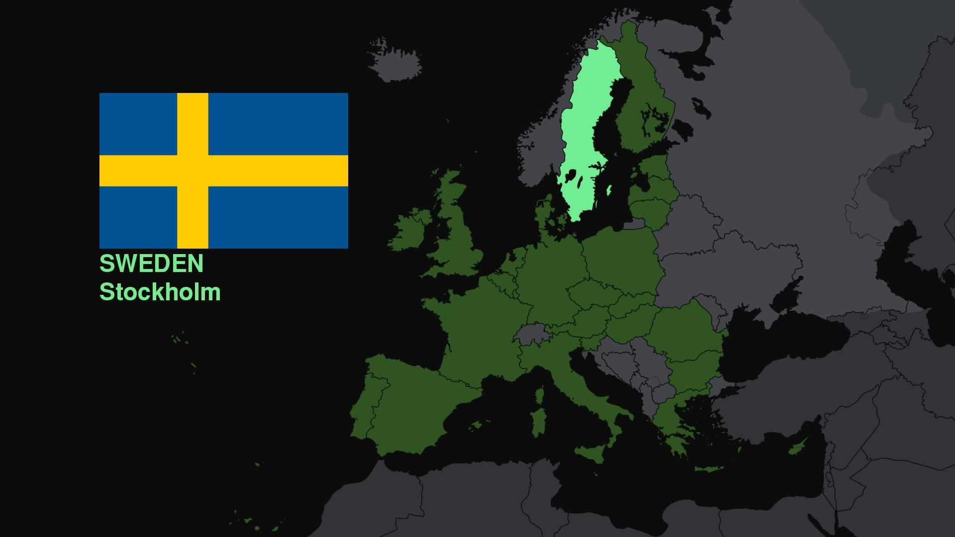 1920x1080 flag sweden europe map wallpapers and backgrounds JPG 135 kB