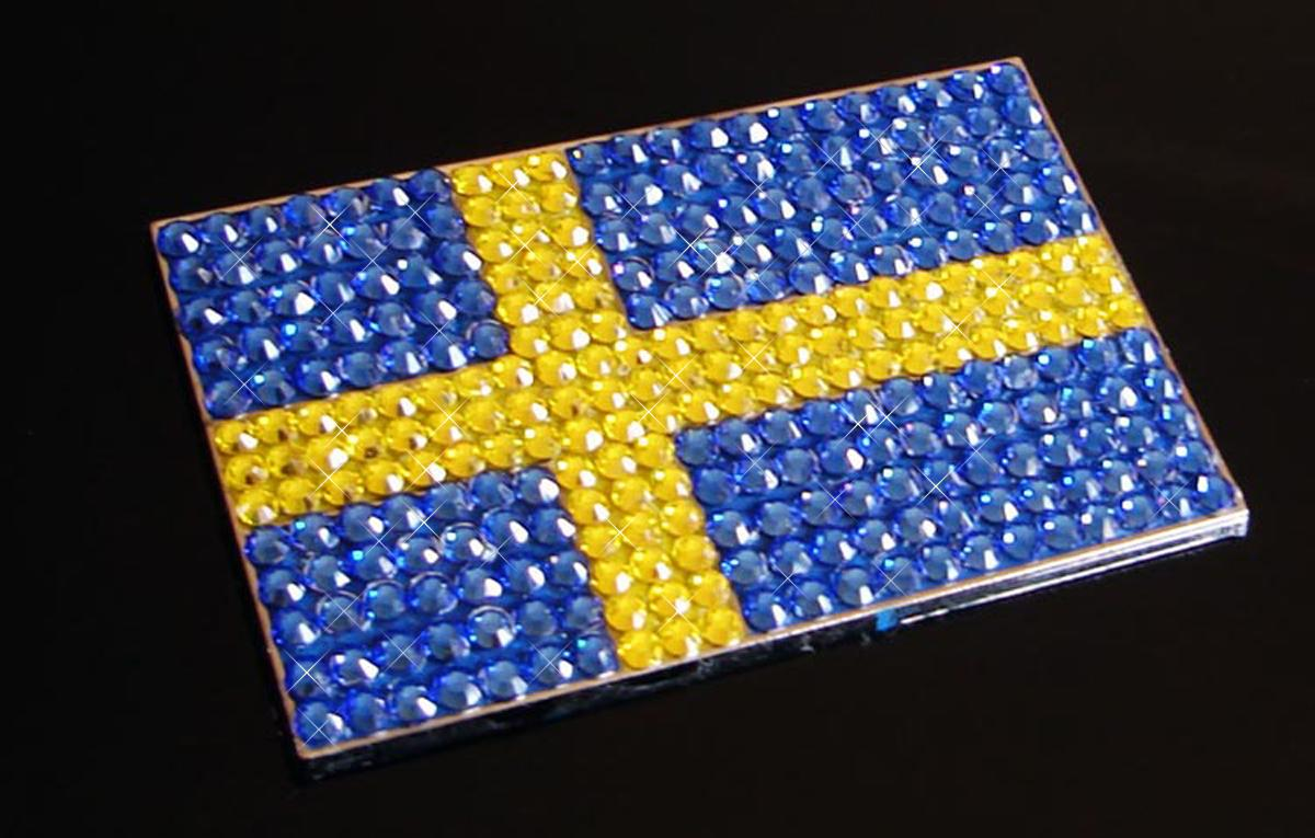 Graafix!: Wallpapers flag of Sweden