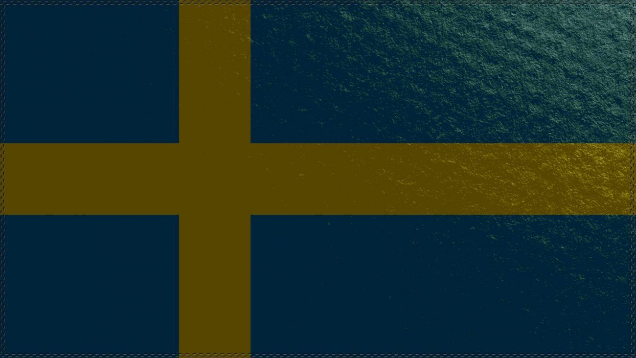 Sweden flag wallpapers