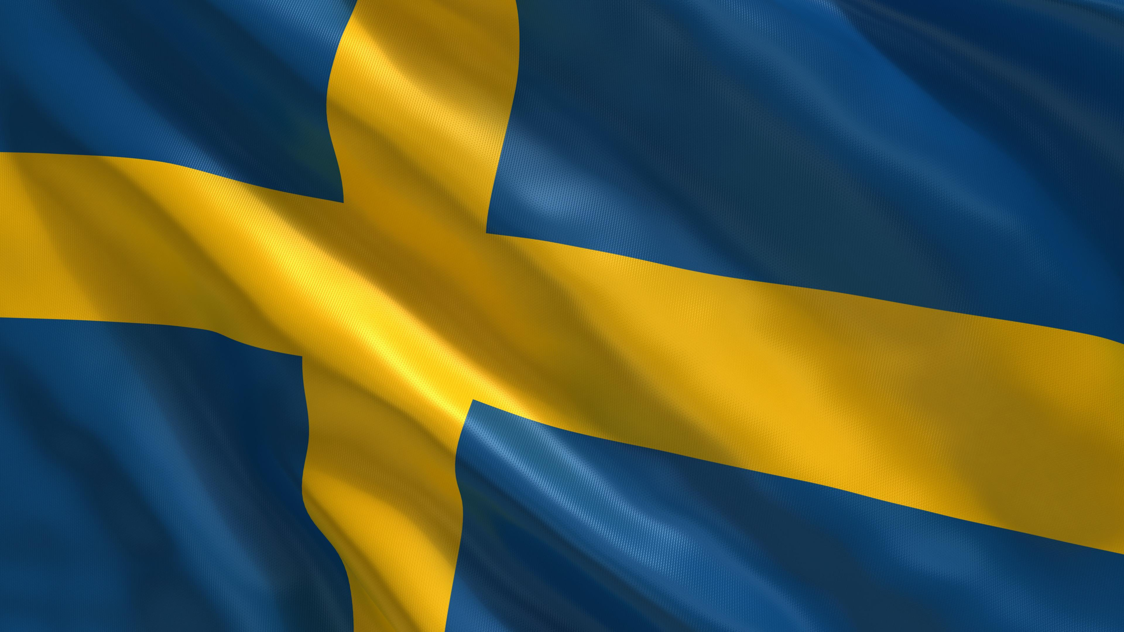 Sweden Flag Wallpapers Group