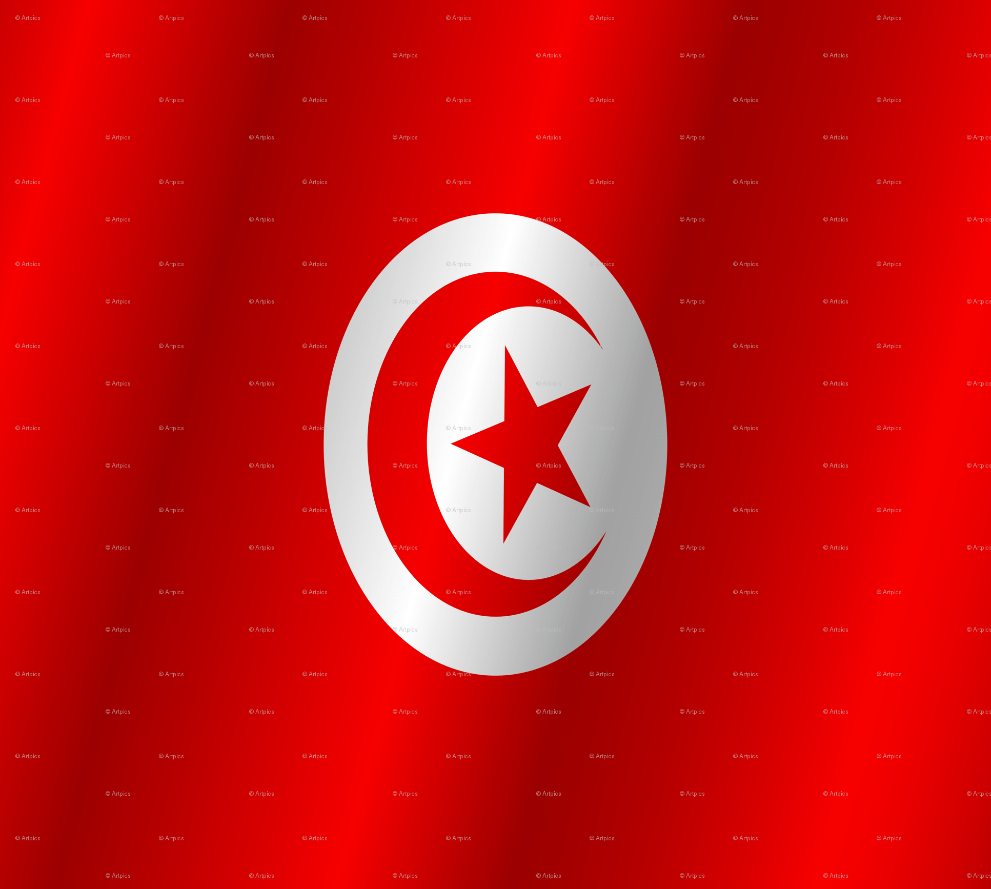 Flag of Tunisia wallpapers