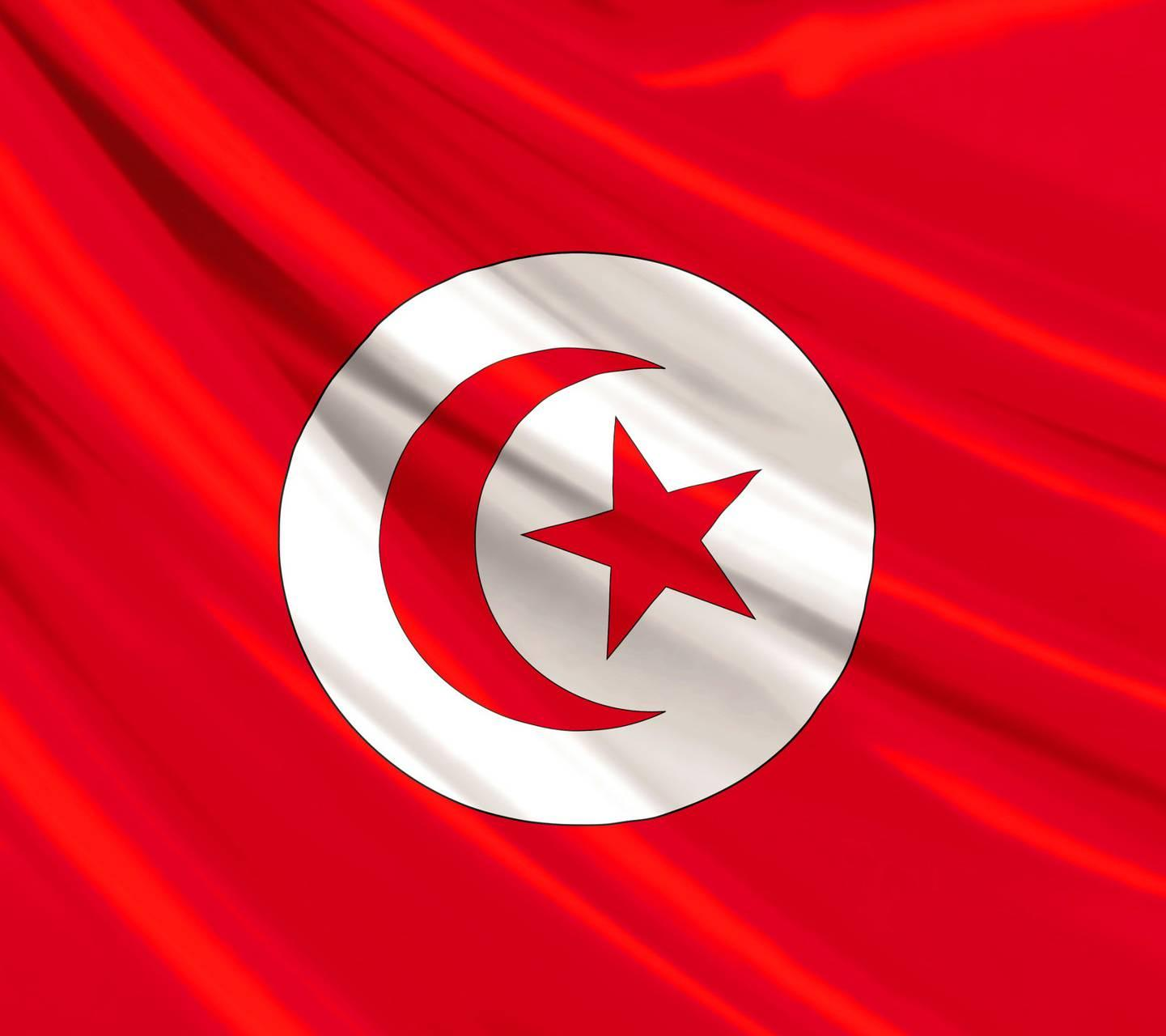 Tunisia Flag Wallpapers by wisziano
