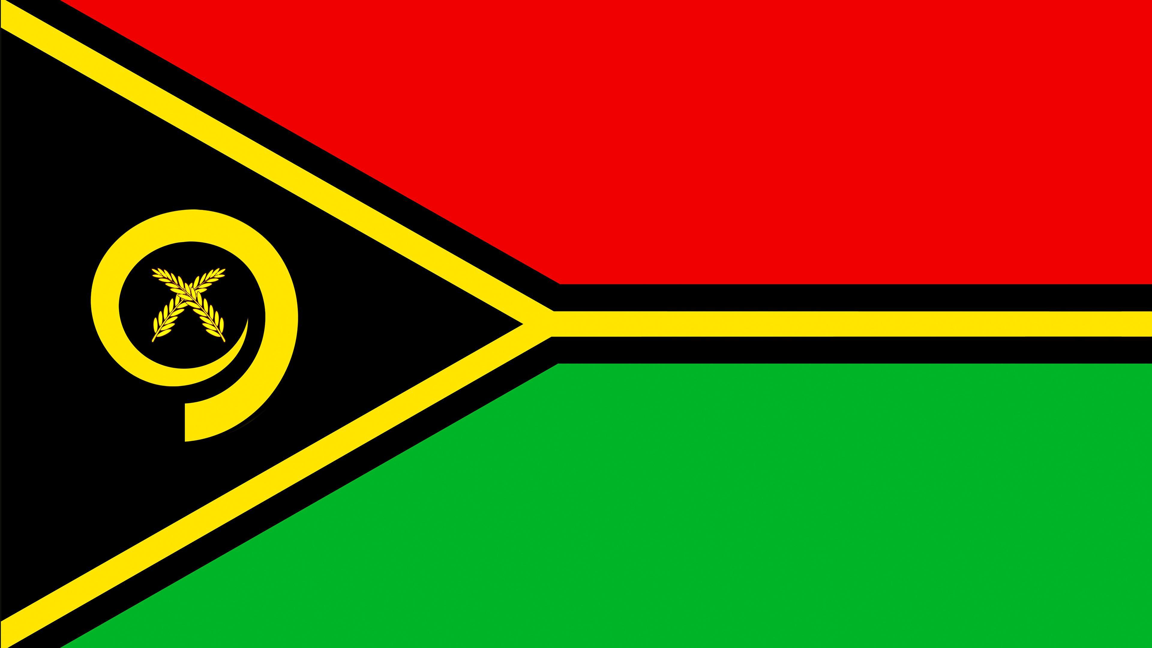 Vanuatu Flag Wallpapers - Wallpaper Cave