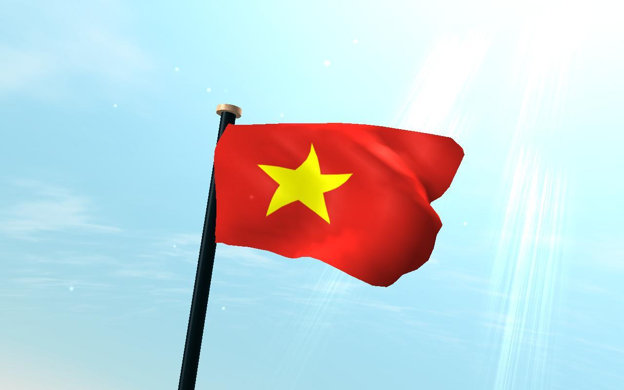 Vietnam Flag 3D Free Wallpaper for Android - APK Download